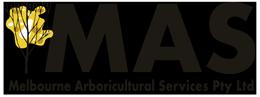 MAS Melbourne Arboricultural Services Logo
